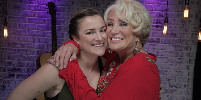 Tanya Tucker (right) and her daughter Presley.