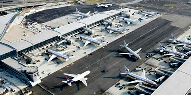 The DOT rules were instated to improve waiting times on the tarmac.