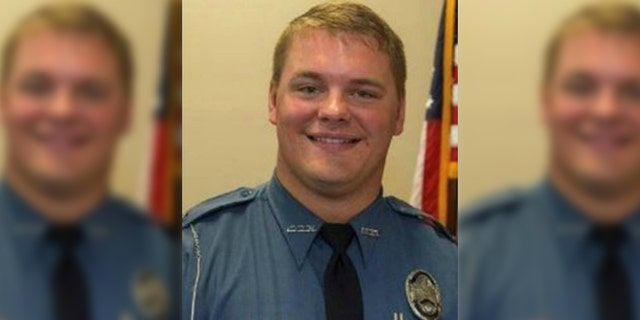 Officer Taylor Saulters  (Athens-Clarke County Police Department)