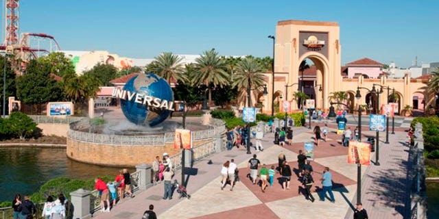 There are many ways to enjoy your Orlando vacation – but there is only one Universal Orlando Resort.  It is a completely separate destination featuring two theme parks, three magnificently themed on-site hotels and a nighttime entertainment complex. It's the only Orlando destination where you are not just entertained – you are part of the most exhilarating entertainment ever created. You can soar above Hogwarts with Harry Potter, swing above the streets with Spider-Man, battle aliens alongside Agent J, and help Shrek save Princess Fiona in Shrek 4-D. You can be courageous, be outrageous – and be extraordinary. Photo Credit: Kevin Kolczynski, Universal Orlando Resort