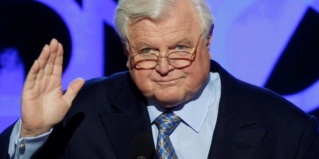 Former Sen. Ted Kennedy, D-Mass., was one of the longest serving U.S. senators in history.