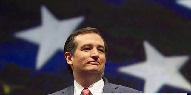 Texas Sen. Ted Cruz was the first candidate to announce he was running for the 2016 presidential nomination -- and the first to face design critiques.