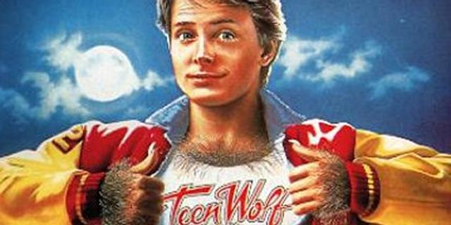 The original 1985 'Teen Wolf' movie poster. (Atlantic)