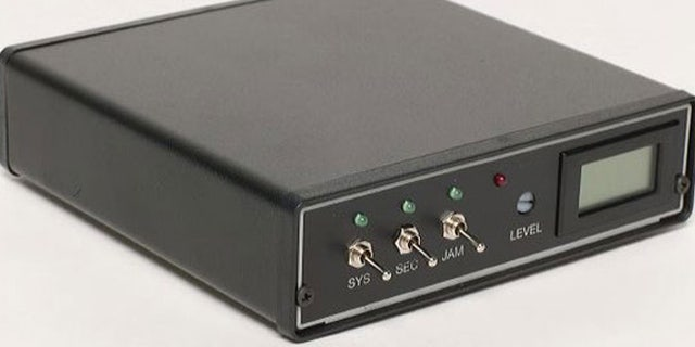 The Telephone Tap Nullifier on the Spy Store website claims to defeat wiretaps.