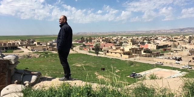 Fr. Salar Kajo of the Chaldean Catholic Church has refused to leave Teleskof.