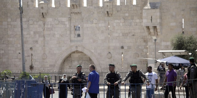 On Friday, three Palestinian assailants opened fire from a sacred site inside the Old City, killing two Israeli police officers before being shot dead.