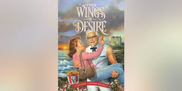 "KFC's ""Tender Wings of Desire"" is available as a free e-book on Amazon."