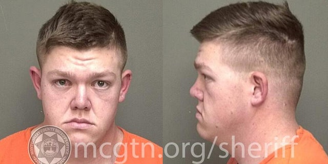 Christopher Paul Conway has been charged with raping and killing his infant daughter.