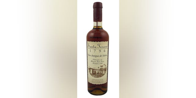 Santa Teresa rums are aged up to 35 years.