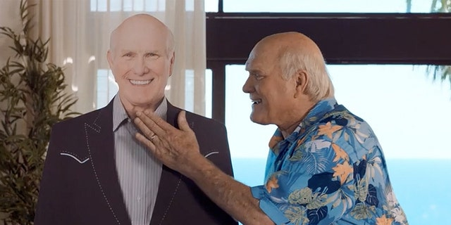 "Terry Bradshaw says he didn't have a problem pronouncing ""pneumococcal"" during a four-hour commercial shoot."
