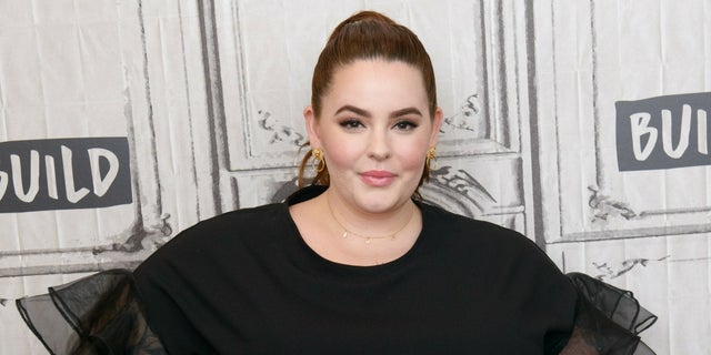 Tess Holliday opened up about struggling recently with her mental health.