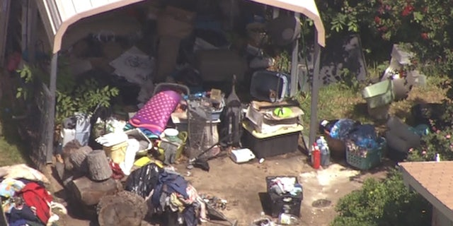 Officials in Texas seized over 100 animals from a home that had no air conditioning or water.