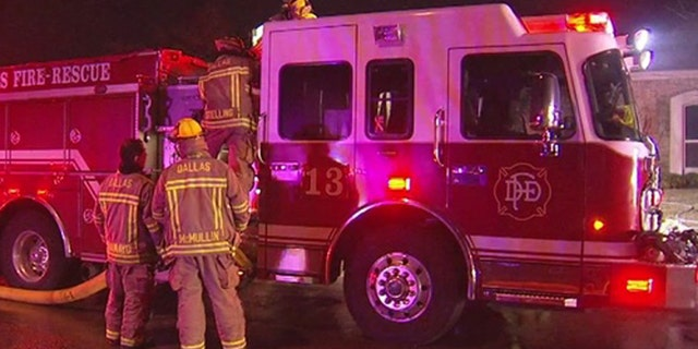 A group of basketball players from JJ Pearce High School are being hailed as heroes for their efforts to save a family from a house fire.