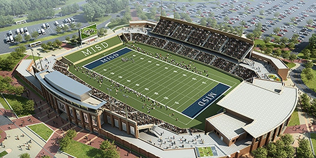 The stadium will seat 12,000, and is slated to open in 2017.