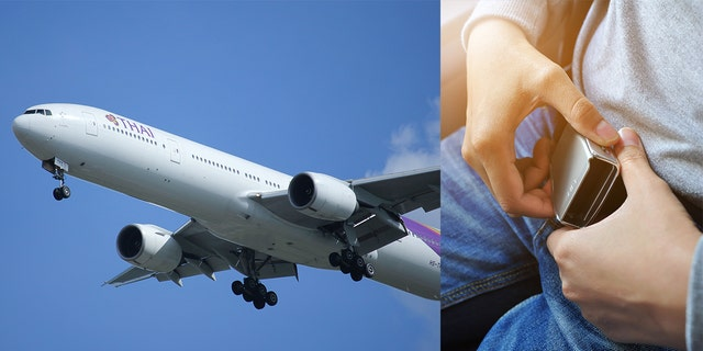 Thai Airways' new seatbelts will prevent passengers over a certain size from flying business class.