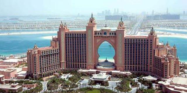 The Atlantis Paradise Island (www.rst.gsfc.nasa.gov)