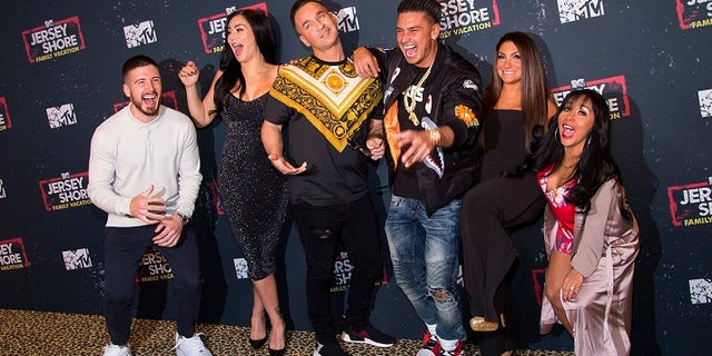 """""""Jersey Shore Family Vacation"""" returned to MTV on April 5 and airs Thursdays."""