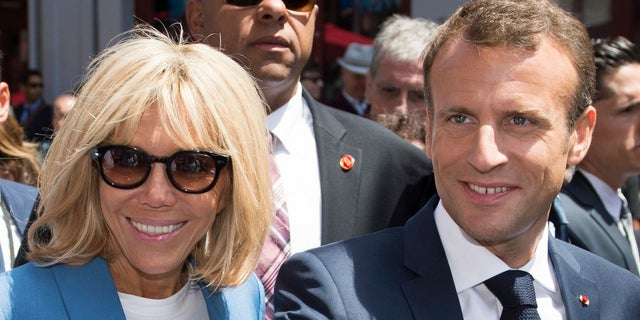 Brigitte and Emmanuel Macron have been married since 2007.