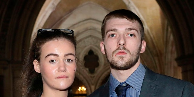 Alfie Evans' parents, Kate James and Tom Evans, want to take their ill son to Italy but British courts have blocked their efforts.