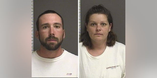 Fargo's Police Department said William Henry Hoehn, 32, and Brooke Lynne Crews, 38, were charged with conspiracy to commit kidnapping in the disappearance of pregnant woman Savanna Greywind.