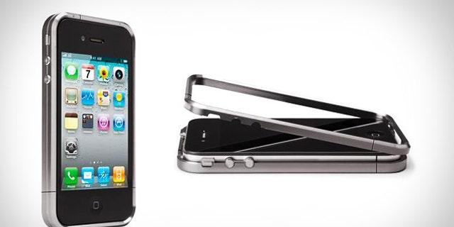 Case-Mate's Titanium iPhone 4 case