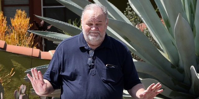 Thomas Markle previously slammed Meghan for ignoring him.