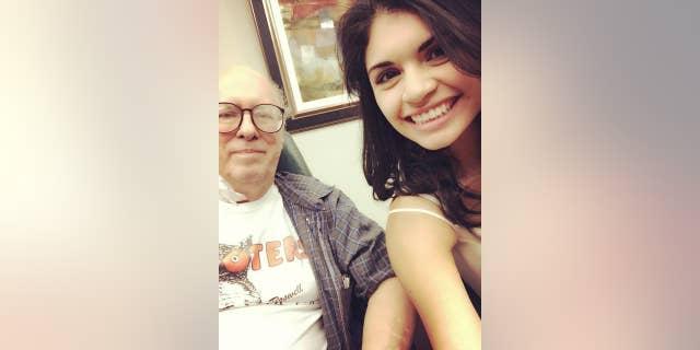 Donald Thomas and Marianna Villarreal