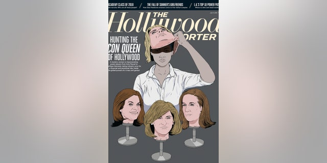 The Hollywood Reporter uncovered one of the biggest celebrity con artists ever.