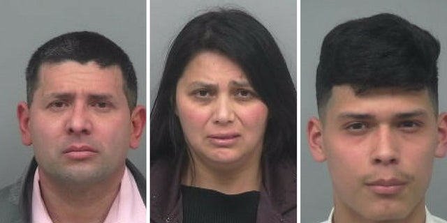 Wilmer Cruz, his wife Cristina and their son Wilmer Cruz Jr. were arrested following a brawl with police officers.