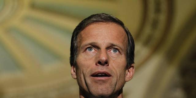 Sen. John Thune (R-SD) AP Photo