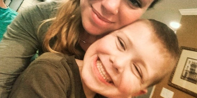 Rebecca Clampett helped her son her 7-year old Gavin Clampett make a video explaining what Tourette's Syndrome is to stop classmates from teasing him.