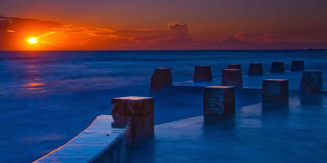 DYBEPX Sunrise, Coogee, Sydney, Australia