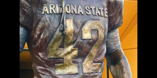 Pat Tillman played for Arizona State from 1994-1997.