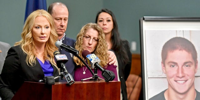 A Penn State fraternity member deleted video footage following the death of a student, a police detective said.