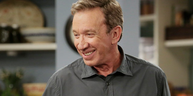 "Tim Allen stars as Mike Baxter in ""Last Man Standing."""