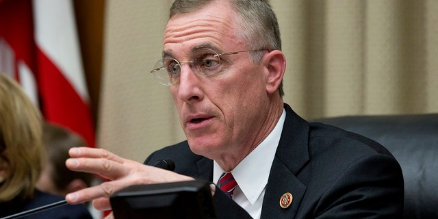 Rep. Tim Murphy, R-Pa., was elected to Congress in 2002. He resigned this past October.