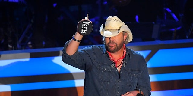 """Toby Keith said he feels understood by his fans but believes people """"loved him for the wrong reasons."""""""