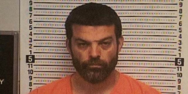 "Toby Willis of TLC's ""The Willis Family"" appears in a mugshot released by the Muhlenberg County Jail."