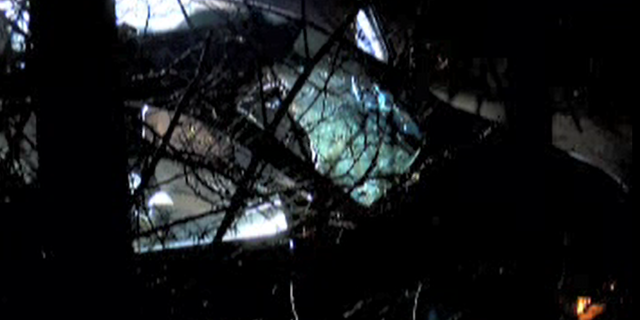 A Michigan man was killed when a sandbag smashed through a windshield.