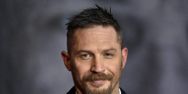"""Actor Tom Hardy will reportedly play a Stormtrooper in """"Star Wars: The Last Jedi."""""""