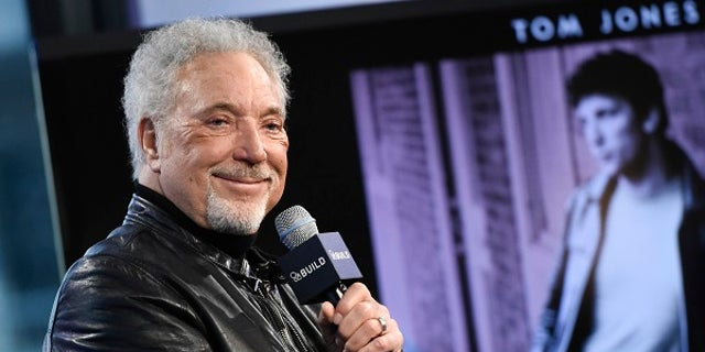 The coronavirus pandemic forced Sir Tom Jones to postpone his 2020 tour.