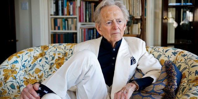 Tom Wolfe died Monday at the age of 88 from an infection.