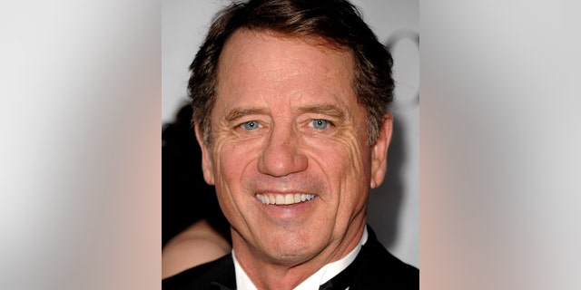 "In this June 15, 2008 file photo, actor Tom Wopat arrives at the 62nd Annual Tony Awards in New York. Wopat, 65, who played Luke Duke in the 1980s television show ""The Dukes of Hazzard,"" is scheduled to be arraigned Thursday, Aug. 3, 2017, in Waltham, Mass., District Court. on indecent assault and battery, and drug charges."