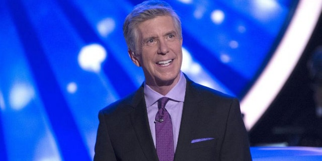Tom Bergeron had a clever response to the news that Tyra Banks will replace him on 'Dancing with the Stars.'
