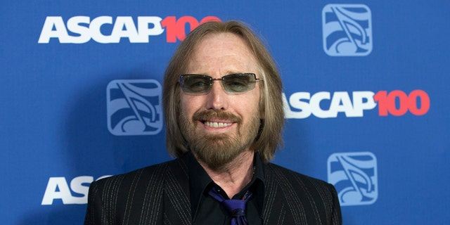 Late musician Tom Petty's items were stolen from a storage unit in California.