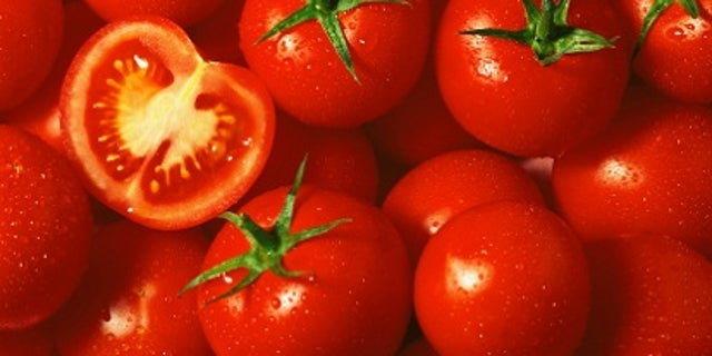 Wallpaper of Tomatoes. Take pleasure with these professionally retouched high quality image. Thank you for checking it out!