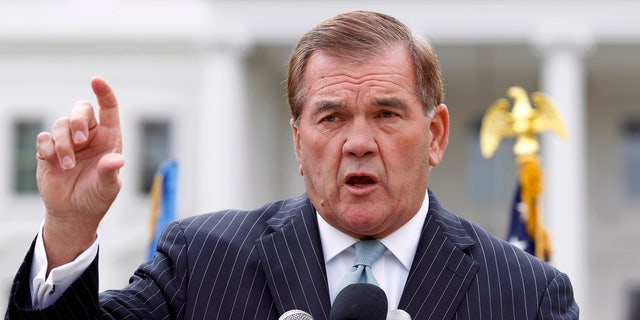 Tom Ridge was the inaugural secretary of Homeland Security under former President George W. Bush. (Associated Press)