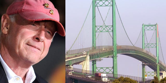 Tony Scott leaped to his death from the San Pedro Bridge over Los Angeles Harbor.