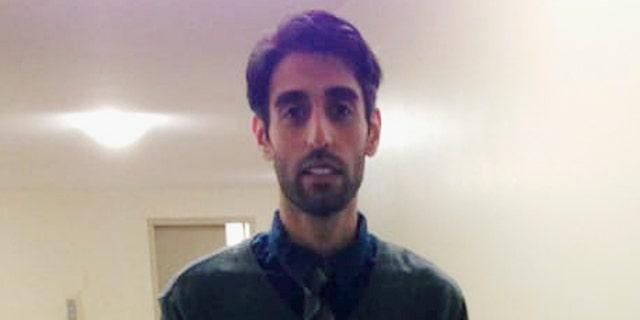 An undated photo of Faisal Hussain, the Toronto shooter.