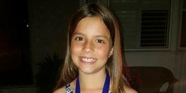 Julianna Kozis, 10, was killed in the shooting rampage on Sunday in Toronto's popular Greektown neighborhood.
